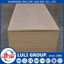Preço da madeira compensada laminada de luligroup