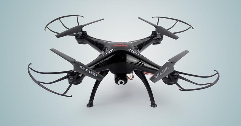 Chegada nova Syma X5SW fotografia aérea FPV wifi drone com HD Camera RC Quadcopter helicóptero
