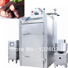 PLC Control smokehouse oven for smoking sausage fish