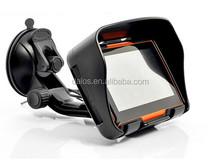 "2015 New arriver 4.3""Inch IPX7 Waterproof GPS NAV Navigator 8GB Bluetooth MP3 For Motorcycle Motor Car Bike + Hard Carry Case"