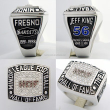 Promotion League Football Championship Ring Hall Of Fame Ring