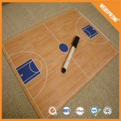 Top selling decorative magnetic wooden drawing board for kids
