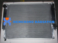 2 ROWS/2 CORES 1992-1999 FOR BMW E36 318/320/325/328/M3 ALUMINUM RACING RADIATOR