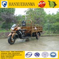 rear double wheels cargo motor/wheel truck cargo tricycle