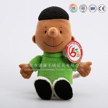 Personalizada baño de felpa trapo muñecas sensorial wow juguetes