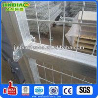metal modern gates and fence design 2015