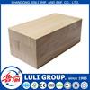 18mm radiata pine finger joint laminated board for korea