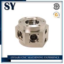 custom oem cnc qualtiy steel cnc machining sewing machine parts