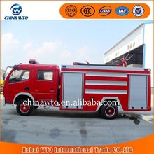 2015 new products china supplier DLK 4*2 5000L mini fire fighting truck, model fire truck, small fire fighting truck
