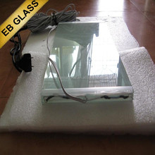 laminated Privacy Glass manufacturer,Opaque treatment pdlc material glass smart EB GLASS BRAND