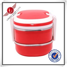 Two Layers Stainless Steel Baby Lunch Box