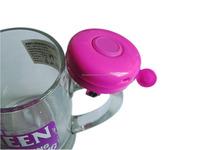 Popular beer glass bells/decorate beer bells/beer mug for bicycle bell