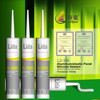 strong bonding neutral silicone sealant for aluminum/plastic panel