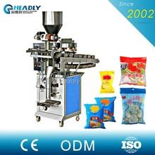 China Manufacturer Wholesales Granule Snacks Shrink Packing Machine