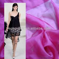dyeing silk chiffon fabric silk
