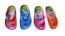 Women&girls fashion nude beach Flip Flops Slippers
