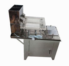 La-F400 manual capsule filler/ auto/ manual power/ granular filling machine