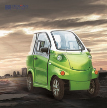 low speed low cost 2 seats sedan adult electric car