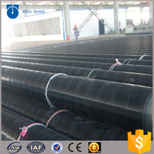 ASTM standard spiral steel with pe coated and epoxy coated for Sri Lanka reused water supply