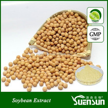 GMP factory supply high quality organic soybean extract soy isoflavone