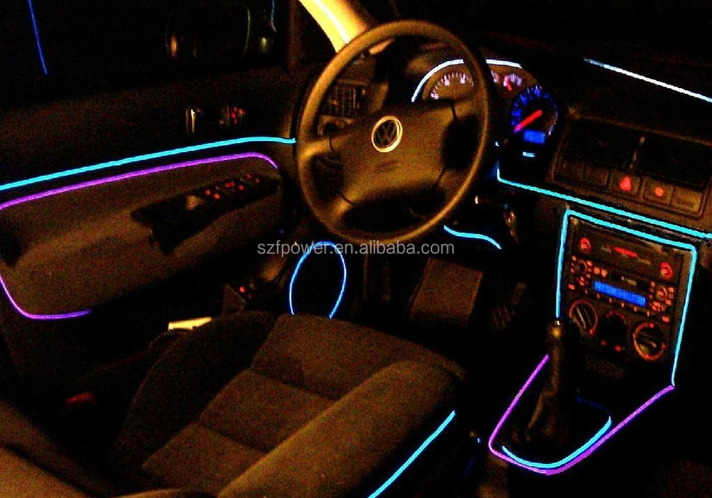 Cool Neon El Wire Electroluminescent,Party Decoration El Wire - Buy ...