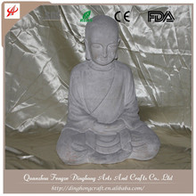 2015 Hot Sale Marble Large Chinese Standing Buddha Statue