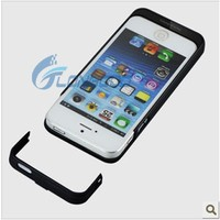2800mAh Portable External Battery Charger Case For iPhone 5 5G