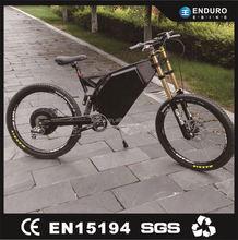 full suspension big power motor bike electric 1500w price