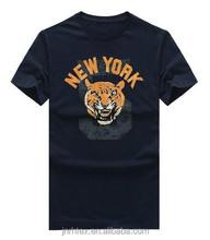Custom printed t-shirt with design,100% cotton man t-shirt,popular black t-shirt