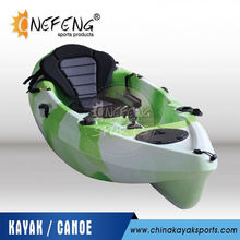 High Quality factory directly leisure fishing kayaks