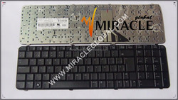 Replacement keyboard SP layout for HP Compaq 6830 6830S spanish notebook teclado