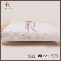 Hotel home use bedspread, bedspread with elastic, thin bedspread