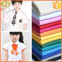 65% polyester 35% cotton white tc fabrics for school shirt children shirt