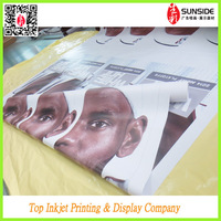 Inkjet Printing PVC Large Size Banner / Two side baner in Guangzhou