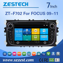 car gps for ford mondeo navigation with dvd radio rearview camera