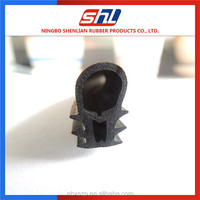 Extrusion EPDM fuse seal pipe