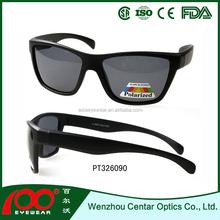 Wholesale in china simple design kids polarized sunglasses