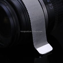 Rock Metal Watch Band For Apple For iwatch 38mm 42mm Stainless Steel Watchband Strap Buckle Adapter Bands With Retail Box