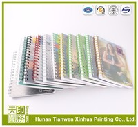 cheap wholesales customized hardback notebook/custom notebook