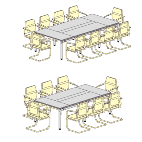 Person Seaters Conference Table For Office Buy Person - Conference table measurements