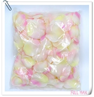 Bulk Pack Artificial Silk Rose Flowers Petals for wedding