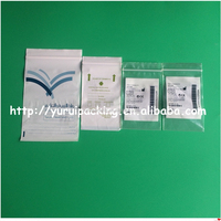 Wolf pack herbal incense bag smoke bag with zipper