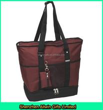 Hot Selling Shoulder Tote Nylon Mesh Shopping Bag