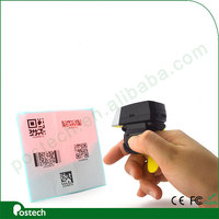 FS02 Manufacturer barcode scanner, qr code scan, 2D barcode reader machine for connect to android os/ios/windows xp/7/8
