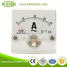 BP-80 80*80 AC ammeter AC40A analog panel meter ampere
