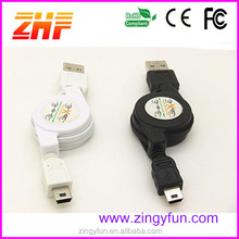 Prompt goods extension cable,mini usb cable,usb charging cable