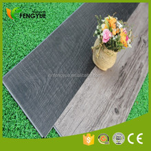 Light Grey Click PVC Flooring Used For Shoping;Hotel;Relaxation Room
