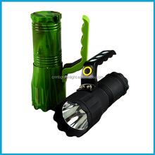 1 watt Handheld Plastic Flashlight