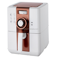 2.0L new design potato twist deep fryer square multipurpose new design potato automatic deep fryer commercial turkey fryer