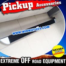 2015 Navara NP300 D23 Aluminium Side Step Runing Board